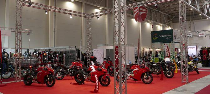 Motocicletele care vor fi expuse de Ducati la SMAEB 2019