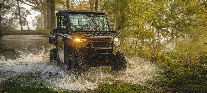 Polaris a lansat noul model Ranger Diesel