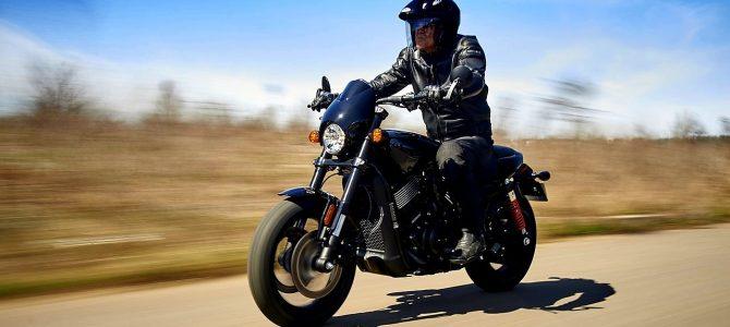 Harley-Davidson Street Rod – test și prezentare video