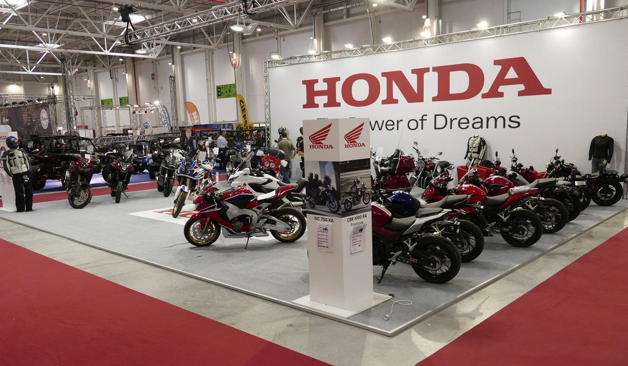 Honda la SMAEB 2019