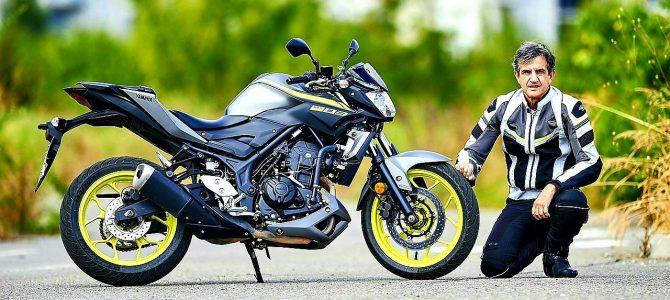 Yamaha MT-03, o ofertă cu de toate