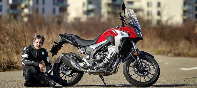 Honda CB500X, micul aventurier – test și prezentare