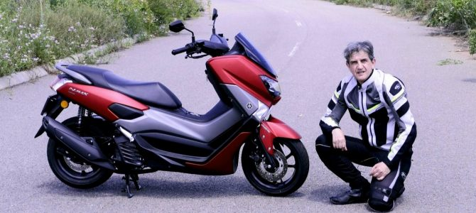 Yamaha NMAX 155 – test şi prezentare – varianta video