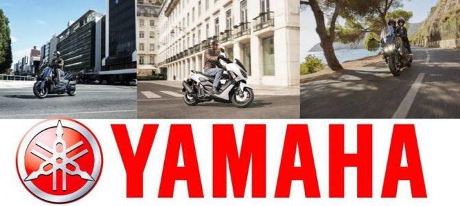 Yamaha vă invită să testați scuterele