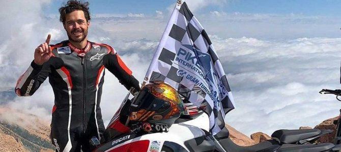 Prezentarea în premieră a prototipului Ducati Streetfighter V4 îndoliată de accidentul pilotului Carlin Dunne