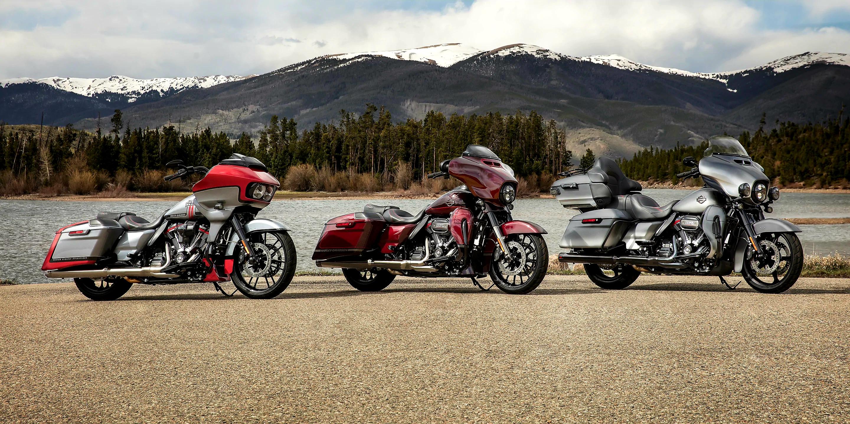Harley-Davidson modele 2020
