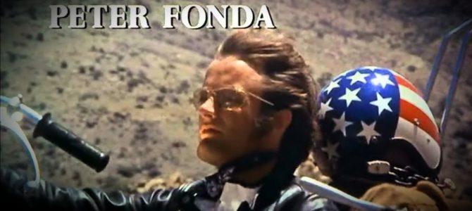 Peter Fonda a plecat. Ride in Peace, Easy Rider !