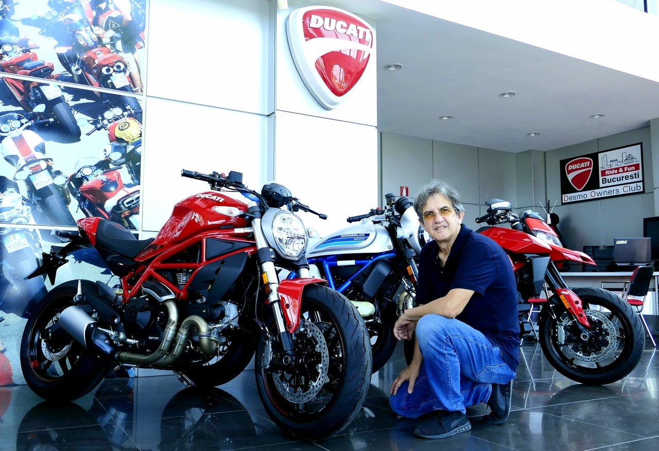 Modele Ducati 2019