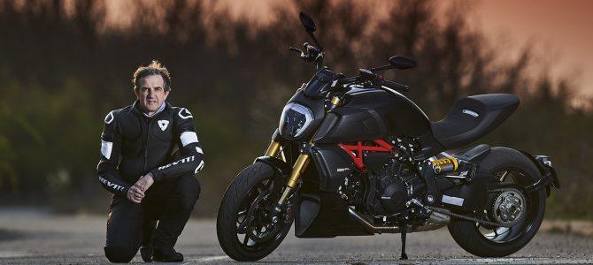 Ducati Diavel 1260 S, născut să fie vedetă – test și prezentare