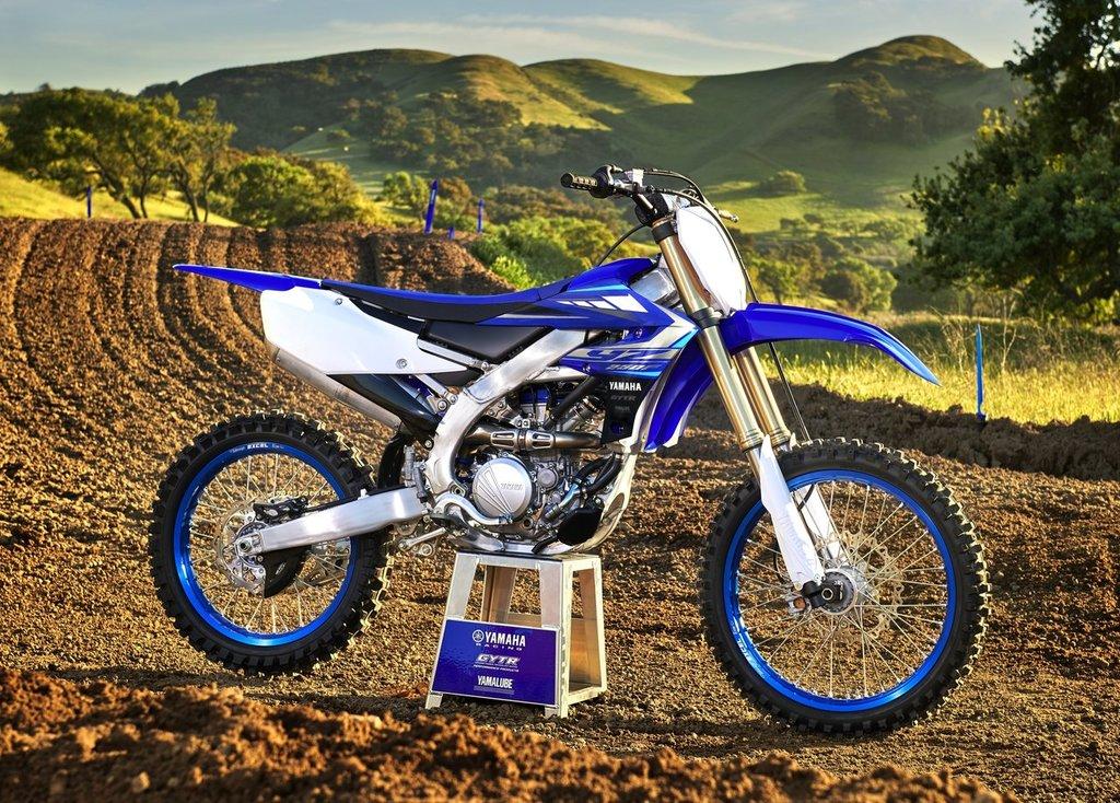 Modele Yamaha motocros 2020