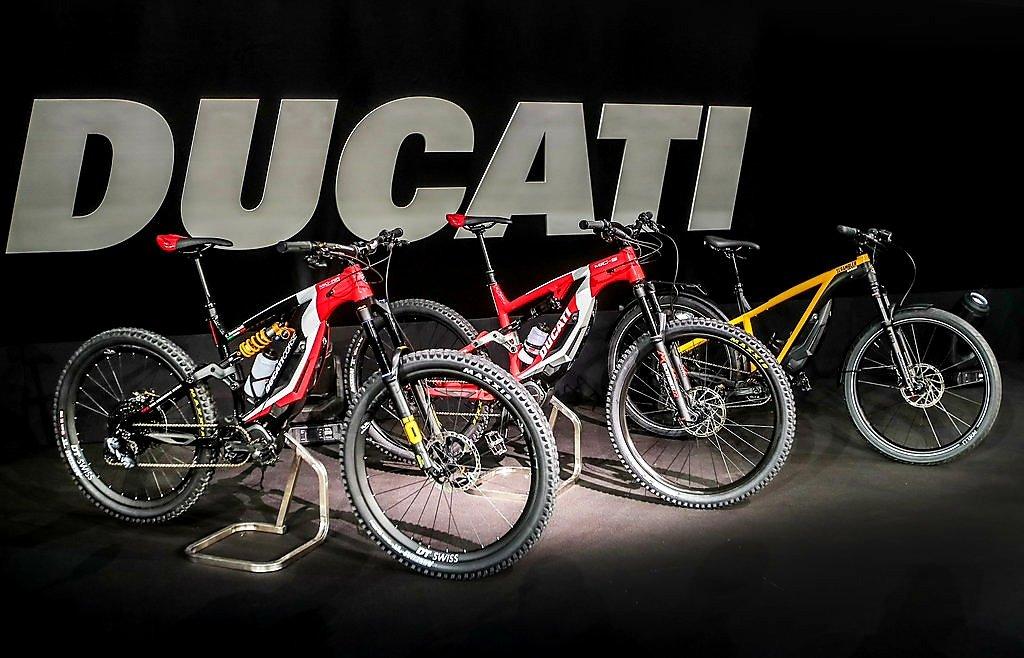 Modele Ducati 2020