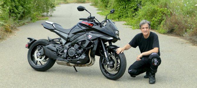 Suzuki Katana, legenda revine – test și prezentare