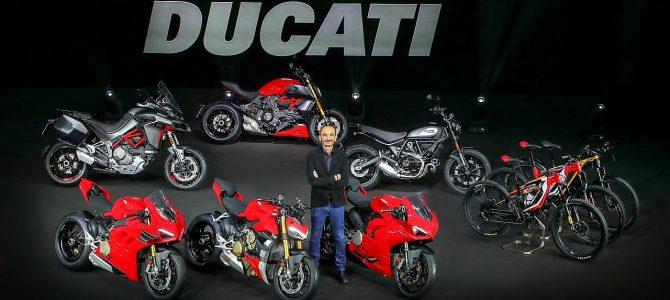 Noile modele Ducati 2020 au fost prezentate