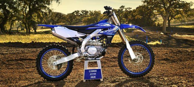 Yamaha va prezenta noile modele de motocros 2020 la Ciolpani