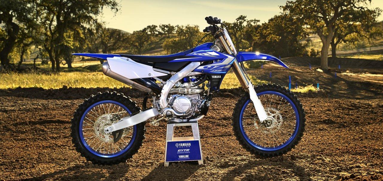 Yamaha motocros 2020