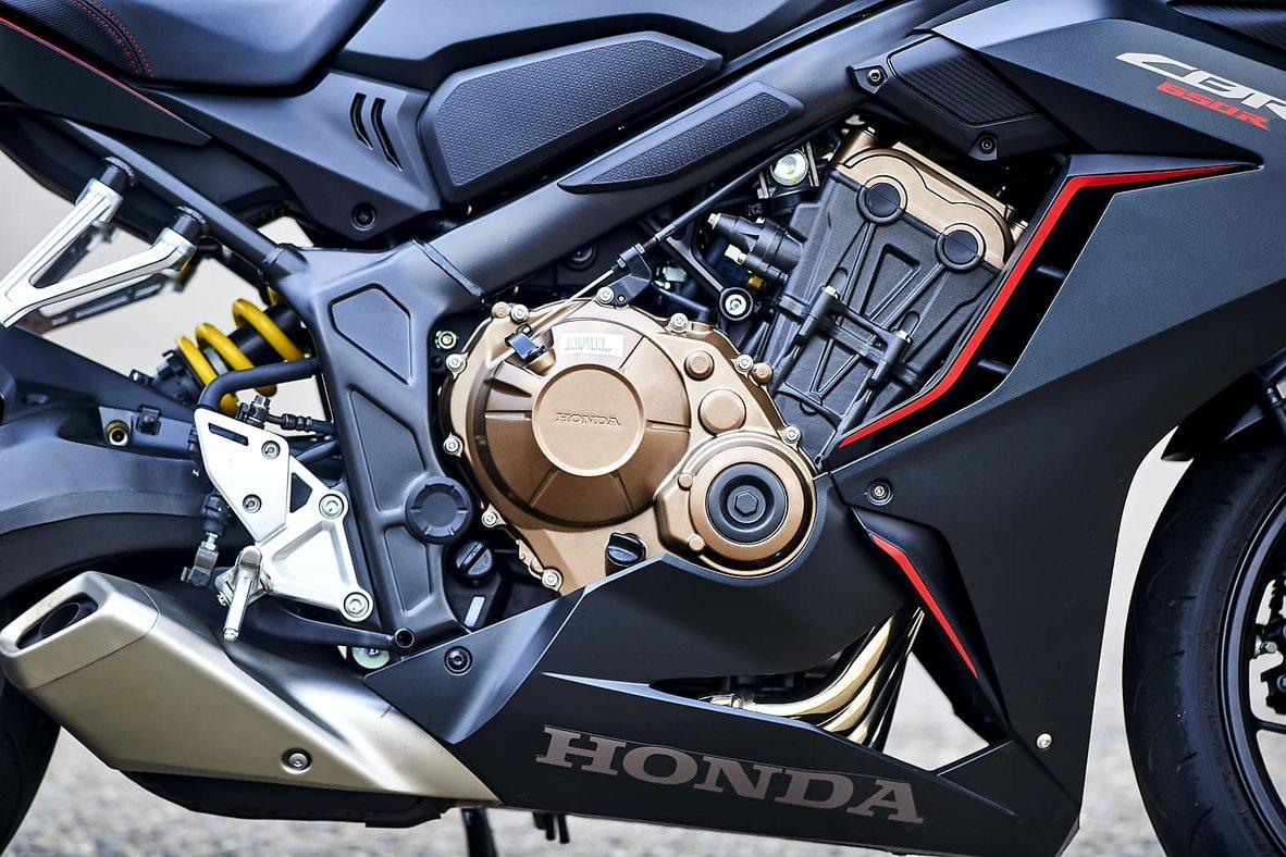 Honda CBR 650R 2019