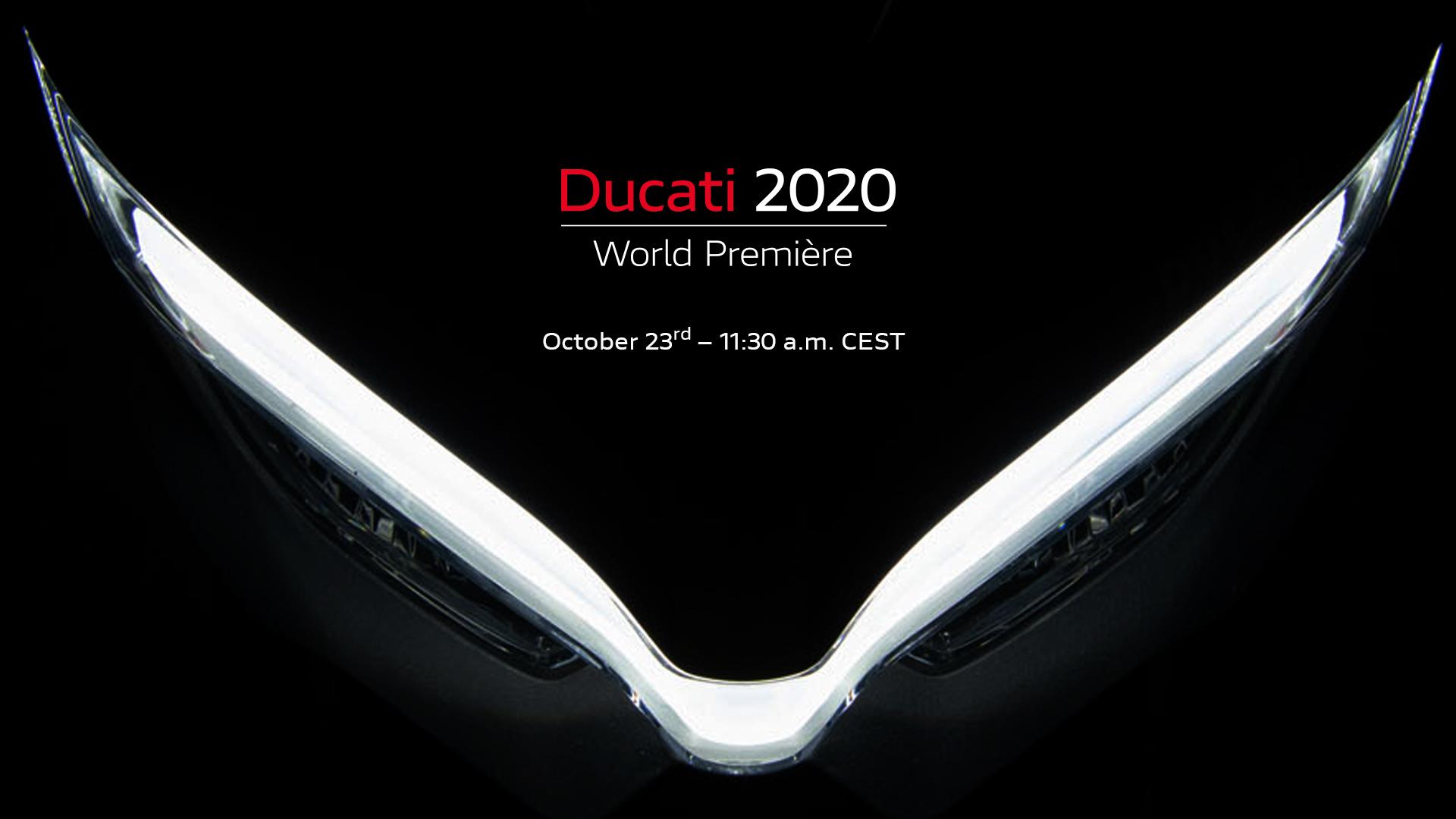 Ducati World Première2020