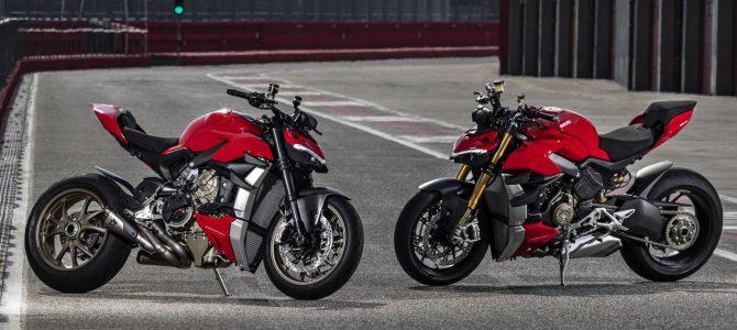 Ducati Streetfighter V4 aleasă cea mai frumoasă motocicletă la EICMA 2019