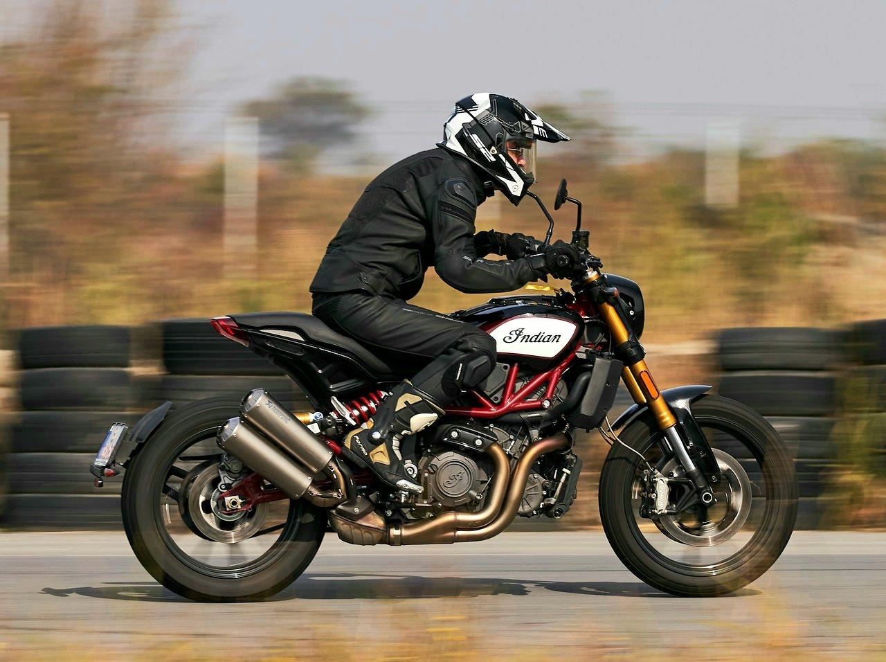 Indian FTR 1200 Race Replica