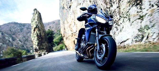 Yamaha Tracer 700 modificată pentru sezonul 2020