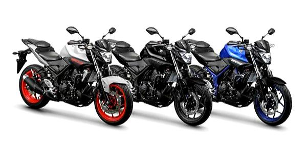 Versiunea 2020 a modelului Yamaha MT-03 serios modificată