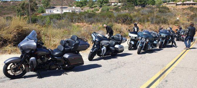Cum a fost la testul modelelor Harley-Davidson 2020 – San Diego, California