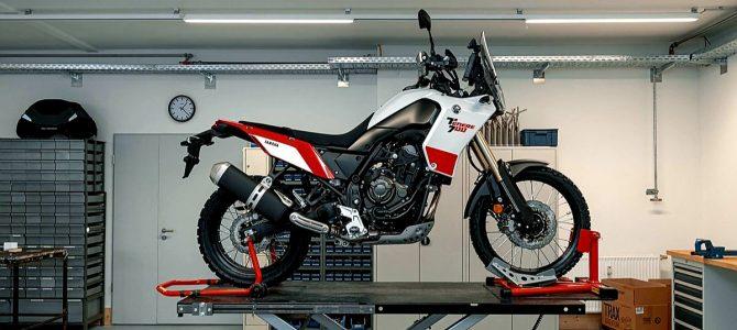 Accesorii Hepco & Becker pentru noul Yamaha Ténéré 700