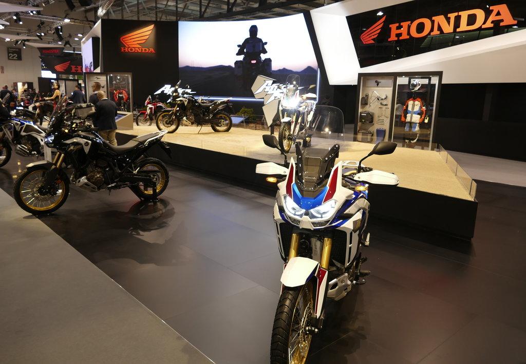 Honda la EICMA 2019