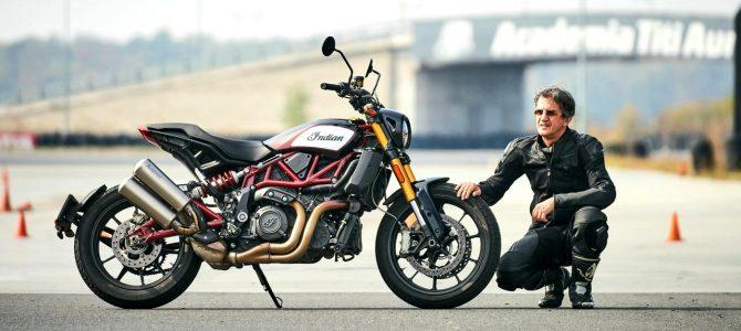 Indian FTR 1200 Race Replica – test și prezentare – varianta video