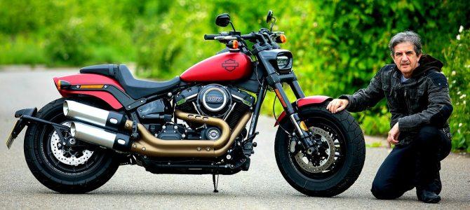 Harley-Davidson Fat Bob 107 model 2019 – ieri Dyna, azi Softail – test și prezentare