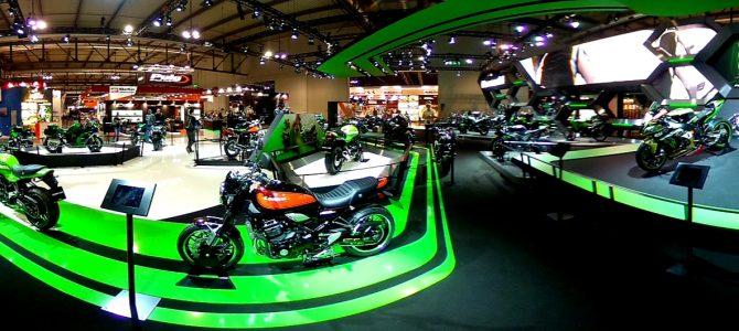 Noile modele prezentate de Kawasaki la EICMA 2019