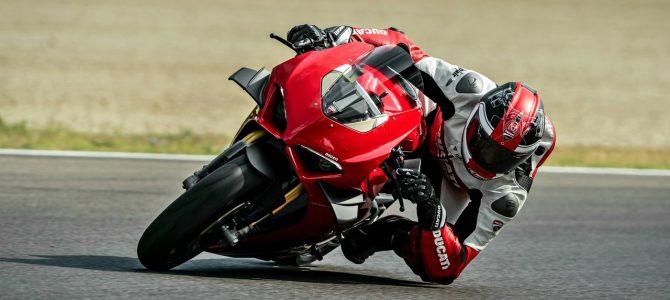 Noul Ducati Panigale V4 model 2020