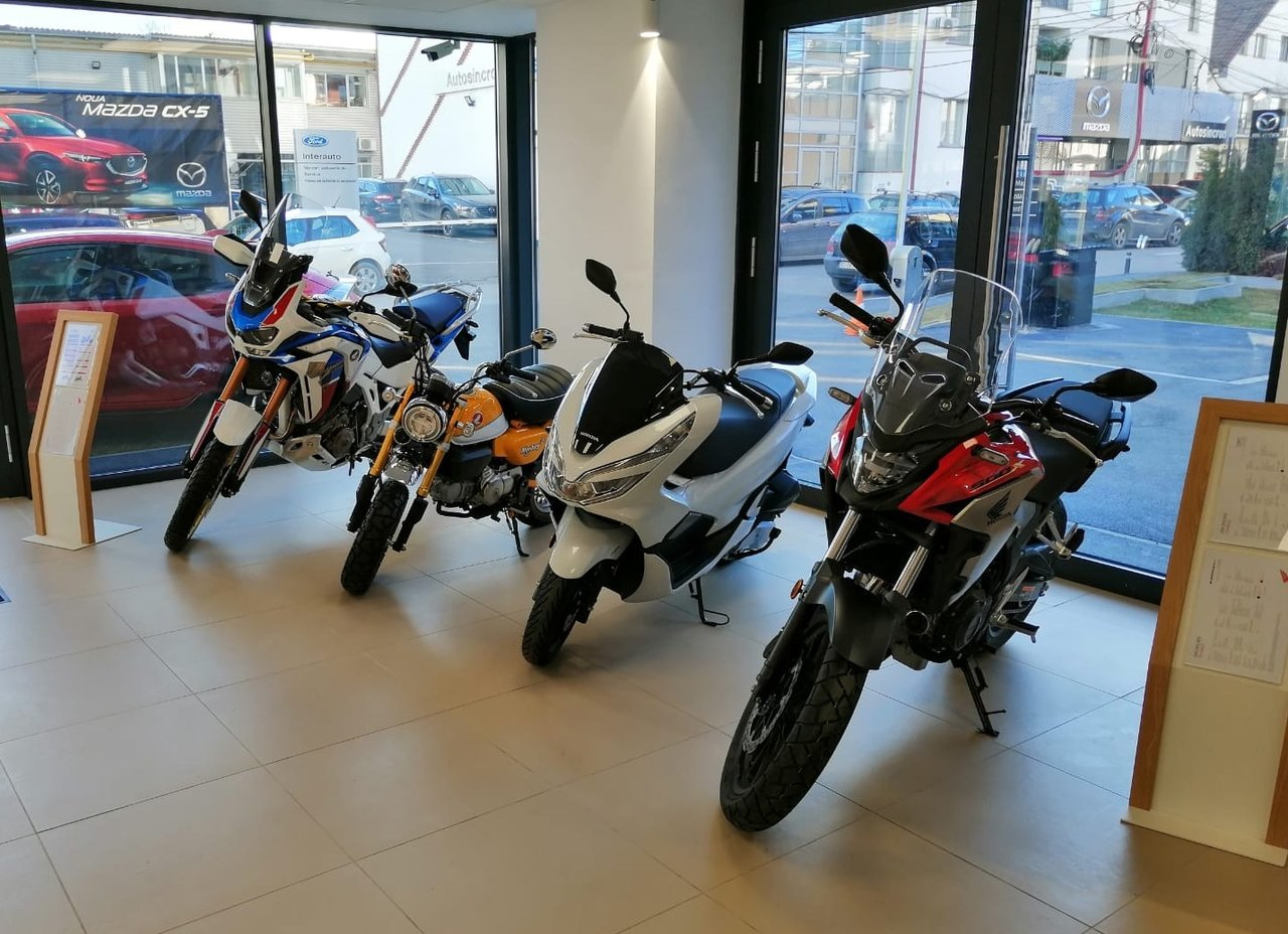 dealer moto în Cluj