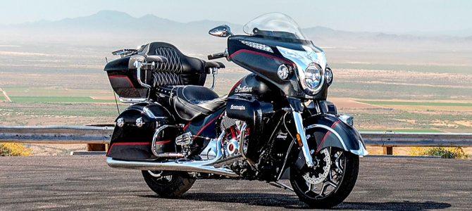 Indian a lansat modelul Roadmaster Elite 2020