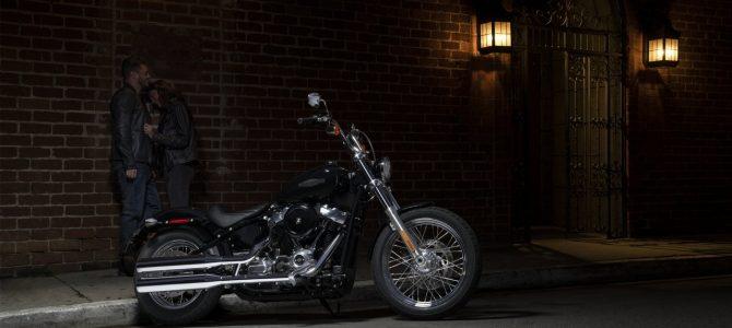 Harley-Davidson a lansat noul model Softail Standard