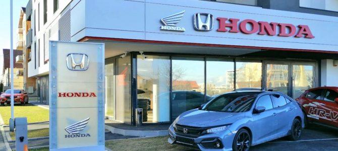 Honda are un nou dealer moto în Cluj – Autosincron