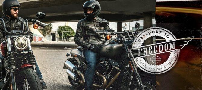Harley-Davidson plătește noilor clienți permisul de conducere – P2F (Passport to Freedom)