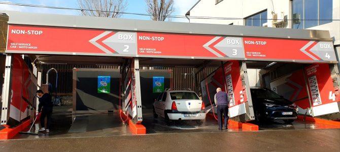 Motor Team, dealerul Honda și Suzuki, a inaugurat o spălătorie modernă R2W