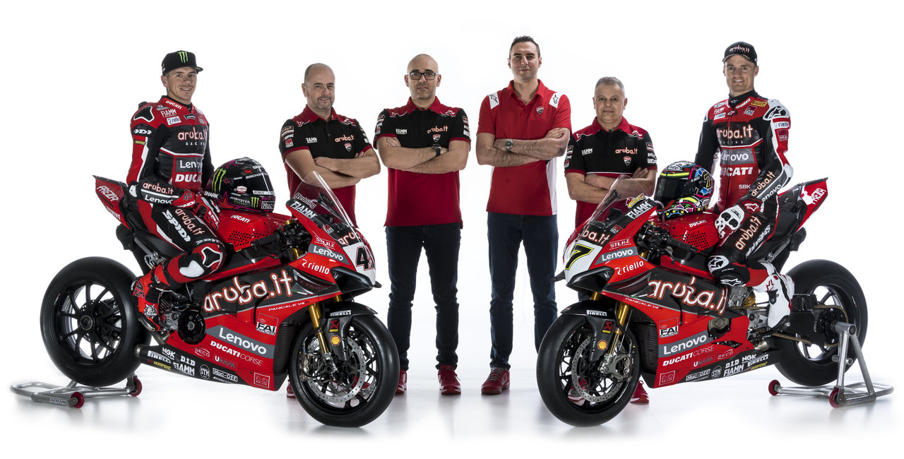 Aruba.it Racing - Ducati 2020