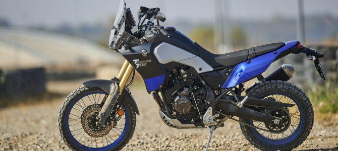 Gama de accesorii Yamaha produse pentru Ténéré 700