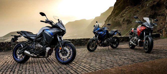 Accesoriile produse de Yamaha pentru noul Tracer 700