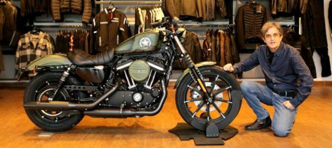 Harley-Davidson București contribuie cu proiectul Hero Iron la lupta împotriva epidemiei de Covid-19