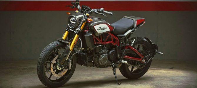 Indian Motorcycle a prezentat noul model FTR Carbon