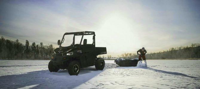 Polaris introduce două modele noi în gama Ranger pentru Europa