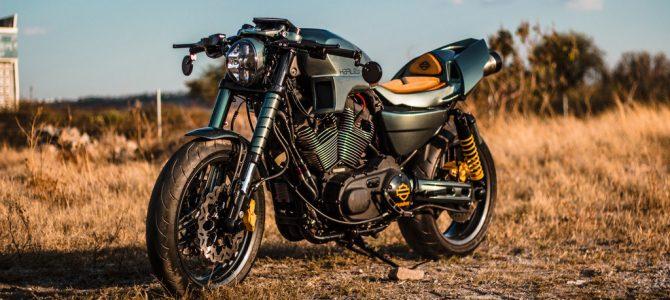 Apex Predator, motocicleta câștigătoare a concursului Battle of the Kings 2020