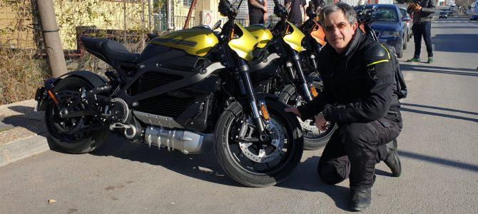 Prezentare Harley-Davidson LiveWire – viitorul va fi electric ?