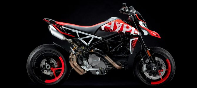 Ducati a lansat modelul Hypermotard 950 RVE