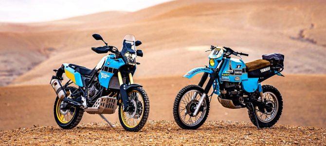 Yamaha a anunțat apariția nouluiTénéré700 Rally Edition
