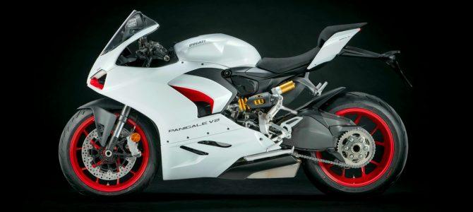Ducati Panigale V2 se produce într-o nouă variantă de culori