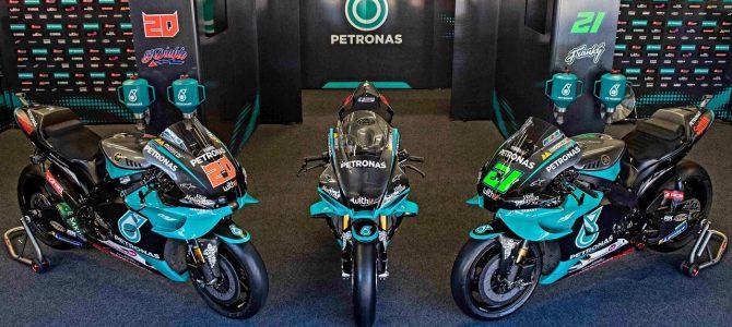YME și YART GYTR Pro Shop au lansat o replică Yamaha YZF-R1 a motocicletei echipei PETRONAS